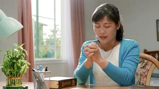 A Christian Pray to God,