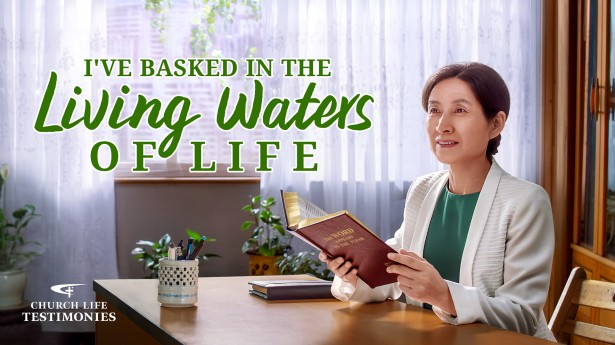 I've Basked in the Living Waters of Life