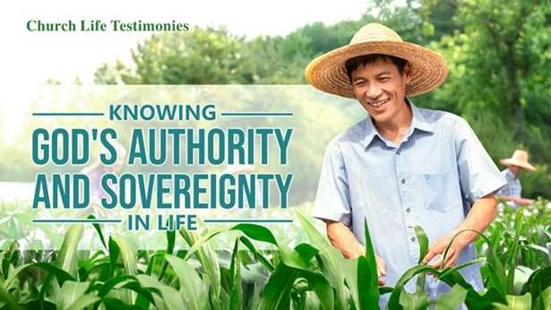 Knowing God's Authority and Sovereignty in Life