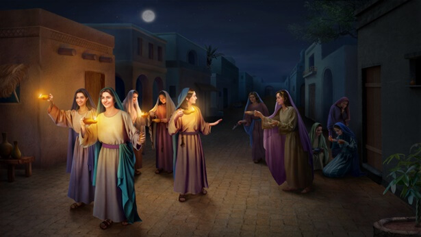 Enlightenment From the Parable of the Ten Virgins