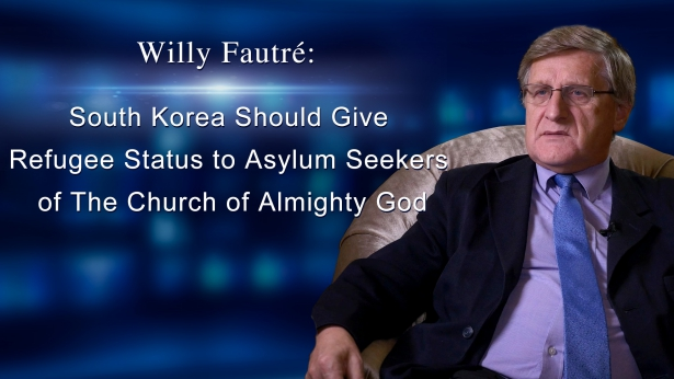 Willy Fautré: South Korea Should Give Refugee Status to Asylum Seekers of The Church of Almighty God