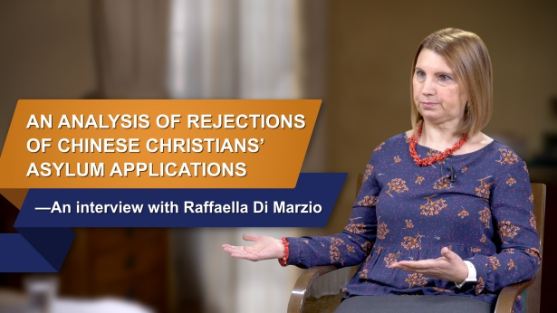 An Analysis of Rejections of Chinese Christians' Asylum Applications—Professor Raffaella Di Marzio