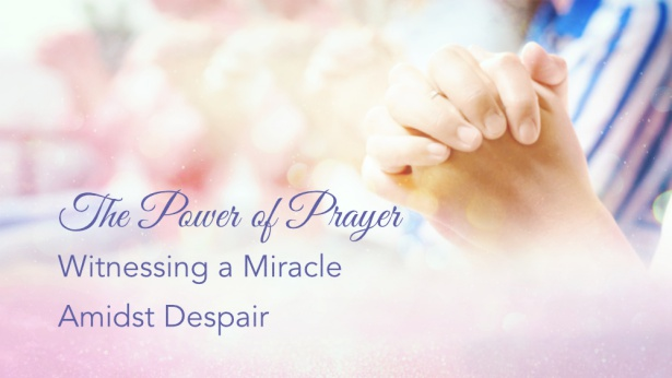 God Is With Me—Witnessing a Miracle Amidst Despair