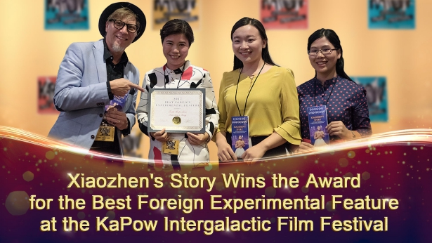Los Angeles North Hollywood KaPow Intergalactic Film Festival: Musical Xiaozhen's Story Wins Award